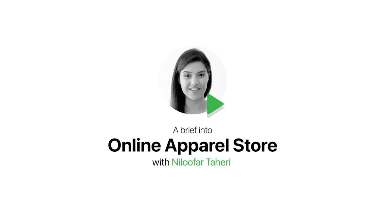 ZeePlatform Online Apparel Store cover image